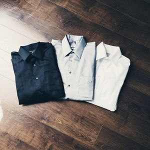 Geoffrey Beene Shirts - 3 X Button up shirts